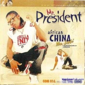 African China - Mr. President